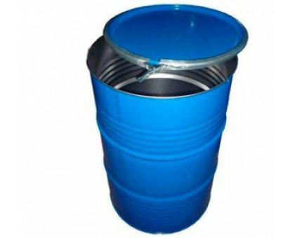 Бочка металлическая 200 литров с крышкой НОВАЯ