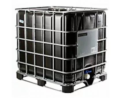Еврокуб 1000 литров Б/У промытый, 1 категории, Черный