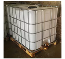Еврокуб 1000 литров Б/У НЕ промытый, 1 категории, дер. поддон