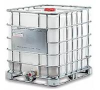 Еврокуб 1000 литров новый (металлический поддон ВС)