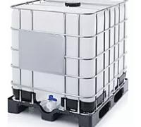 Еврокуб 1000 литров новый (пластиковый поддон)