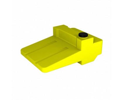 Бак промывной AGRO 300 желтый