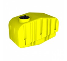 Емкость AGRO 3000 желтая