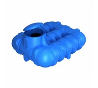 Емкость подземная R 3000 синяя