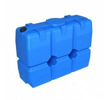 Емкость SK 2000 oil синяя (для топлива)