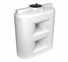 Емкость SL 2000 oil белая (для топлива)