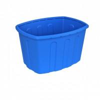 Емкость для воды 200 литров прямоугольная синяя