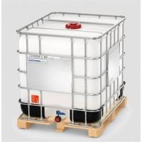 Еврокуб 1000 литров новый (деревянный поддон)